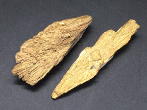 Kyanite - Gold Rough