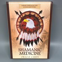 Load image into Gallery viewer, Shamanic Medicine Oracle Cards
