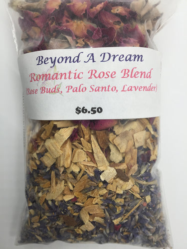 Romantic Rose Blended Sage