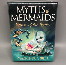 Load image into Gallery viewer, Myths & Mermaids Oracle of the Water