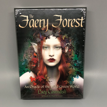 Load image into Gallery viewer, The Faery Forest: An Oracle of the Wild Green World