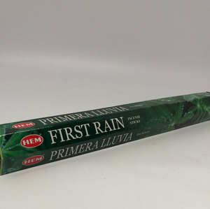 First Rain Incense Sticks