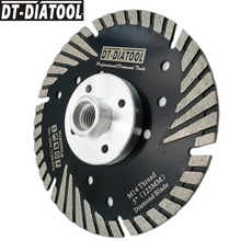 Load image into Gallery viewer, Diamond Turbo Blade with Slant Protection Teeth