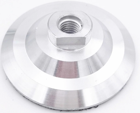 "4"" Aluminum Based Backer Pad"