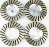 Aluminum Based Diamond Cup Wheel