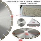 "14"" Diamond Silent Saw Blade"