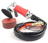 Pneumatic Rear Exhaust Air Polisher