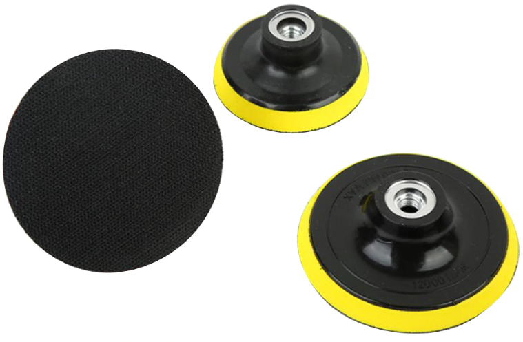 Rubber Backer Pad