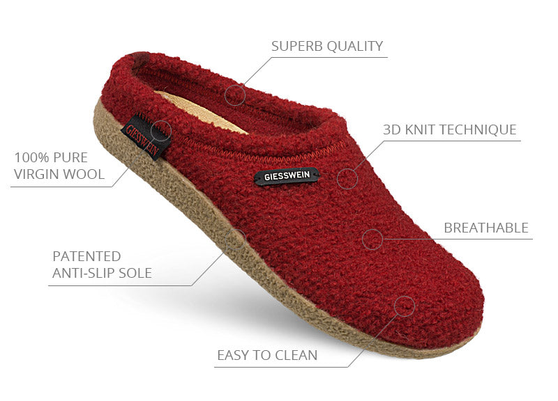 outdoor slippers should be easy to clean