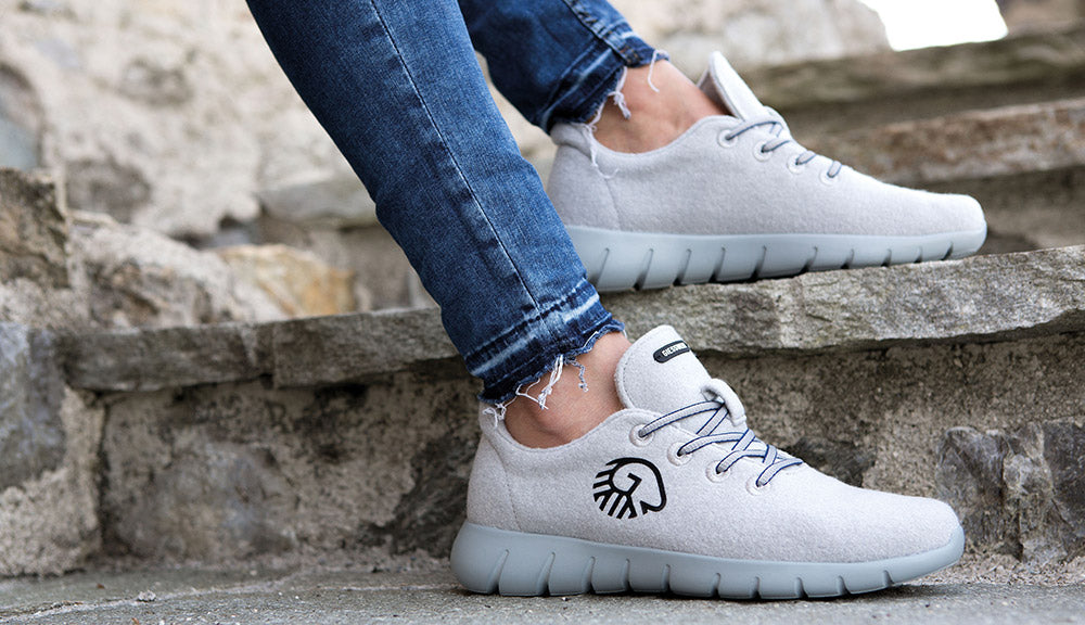 say goodbye to wet feet with water resistant sneakers