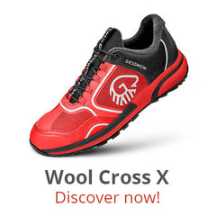 Wool Cross X