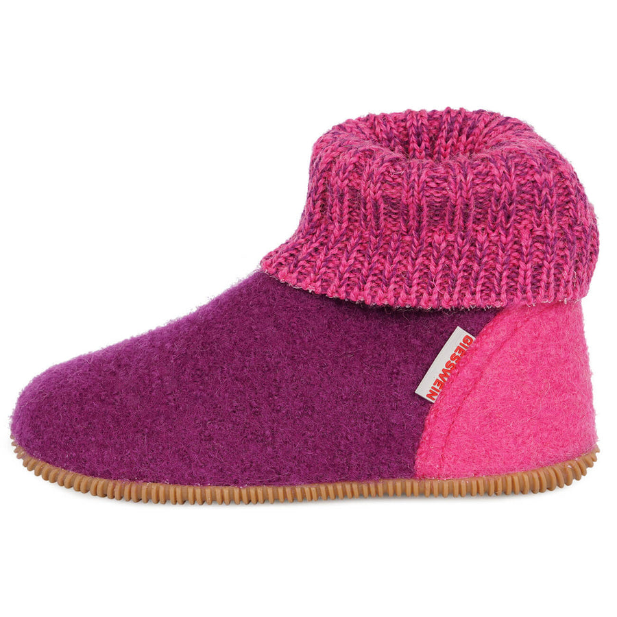 1f550ead18dc3 Kids Wool Slippers - Official Page from Giesswein