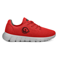 Giesswein Merino Runners WOMEN - flame red 343