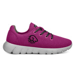 Giesswein Merino Wool Runners WOMEN - grape 374
