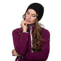 Giesswein Highbeanie Giebel - black 022