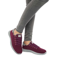 Giesswein Merino Wool Knit Women - burgundy 388