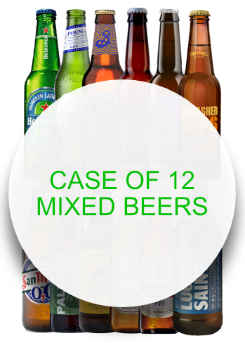 Beer Mixed 12 Pack - 0.0% - 0.5% | Low Alcohol Beer | Case of 12