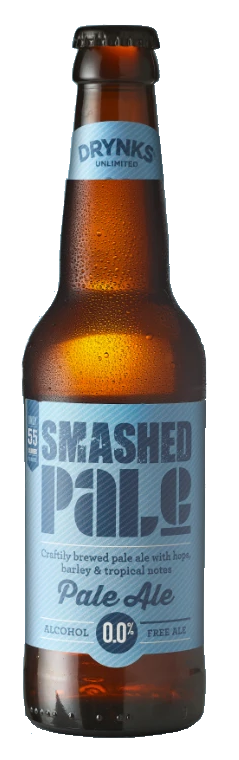 Smashed Pale - Drynks 0.05% 330ml