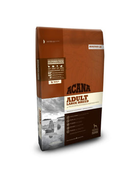 Acana Adult Large Breed 11.4kg Bag Dog Kibble