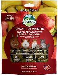 Simple Rewards Apple And Banana - 3oz