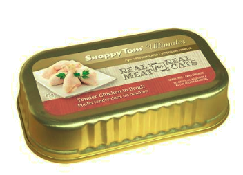 Snappy Tom Tender Chicken in Broth 3oz