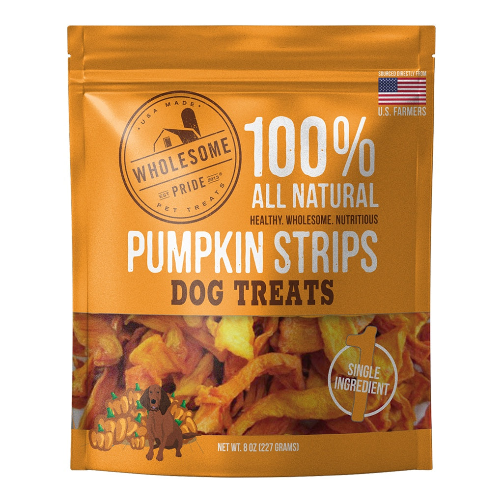 Wholesome Pride Pumpkin Strips 8oz