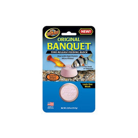 Original Banquet 7 Day Feeding Block 1 Card