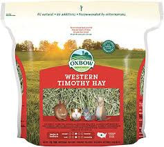 Western Timothy Hay 40oz Bag