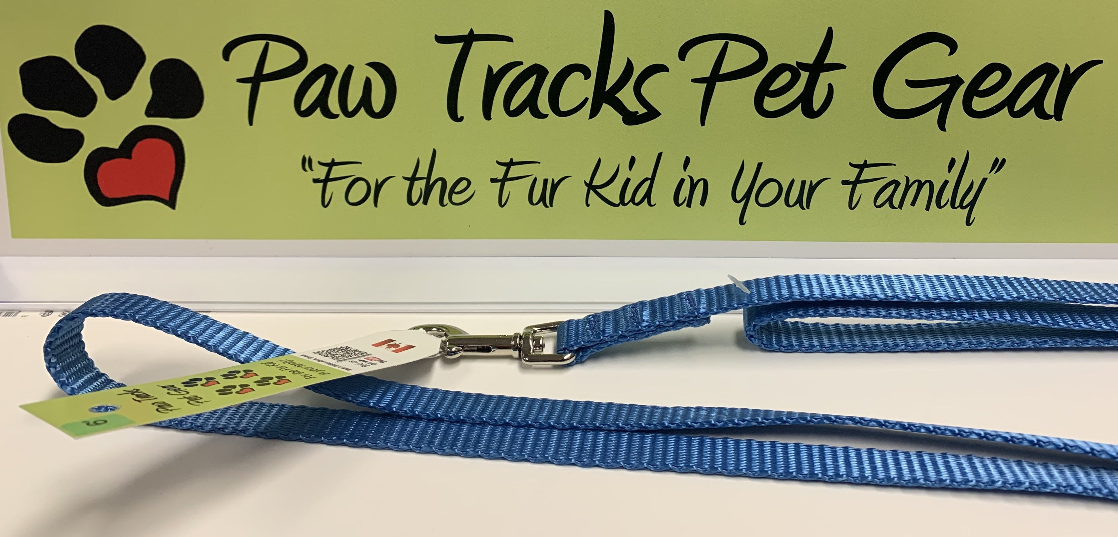 Cat Leash - Royal Blue