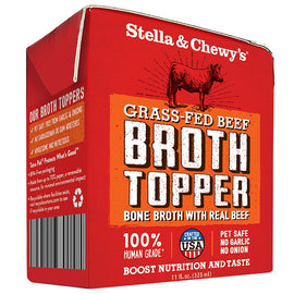 Broth Topper Grass Fed Beef 11oz