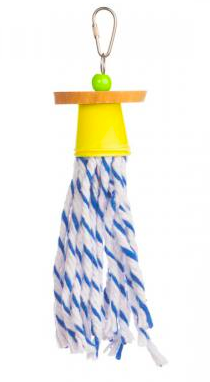 Pet Dixie Dance Bird Toy