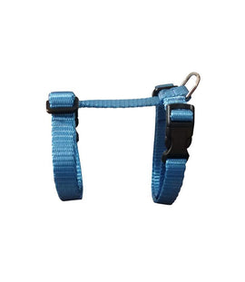 Small Adjustable Cat Harness - Royal Blue