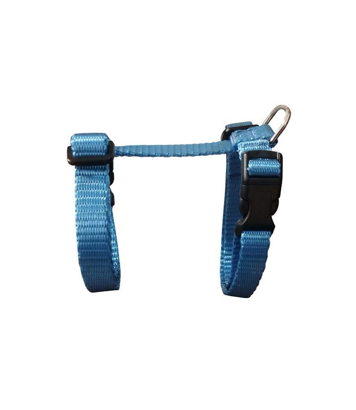 Medium Adjustable Cat Harness - Royal Blue
