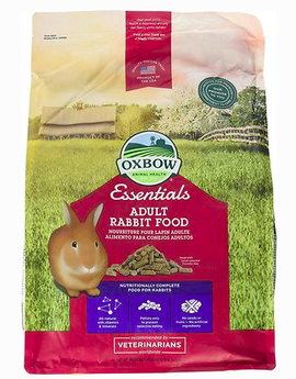 Essentials Adult Rabbit Food 10lb Bag