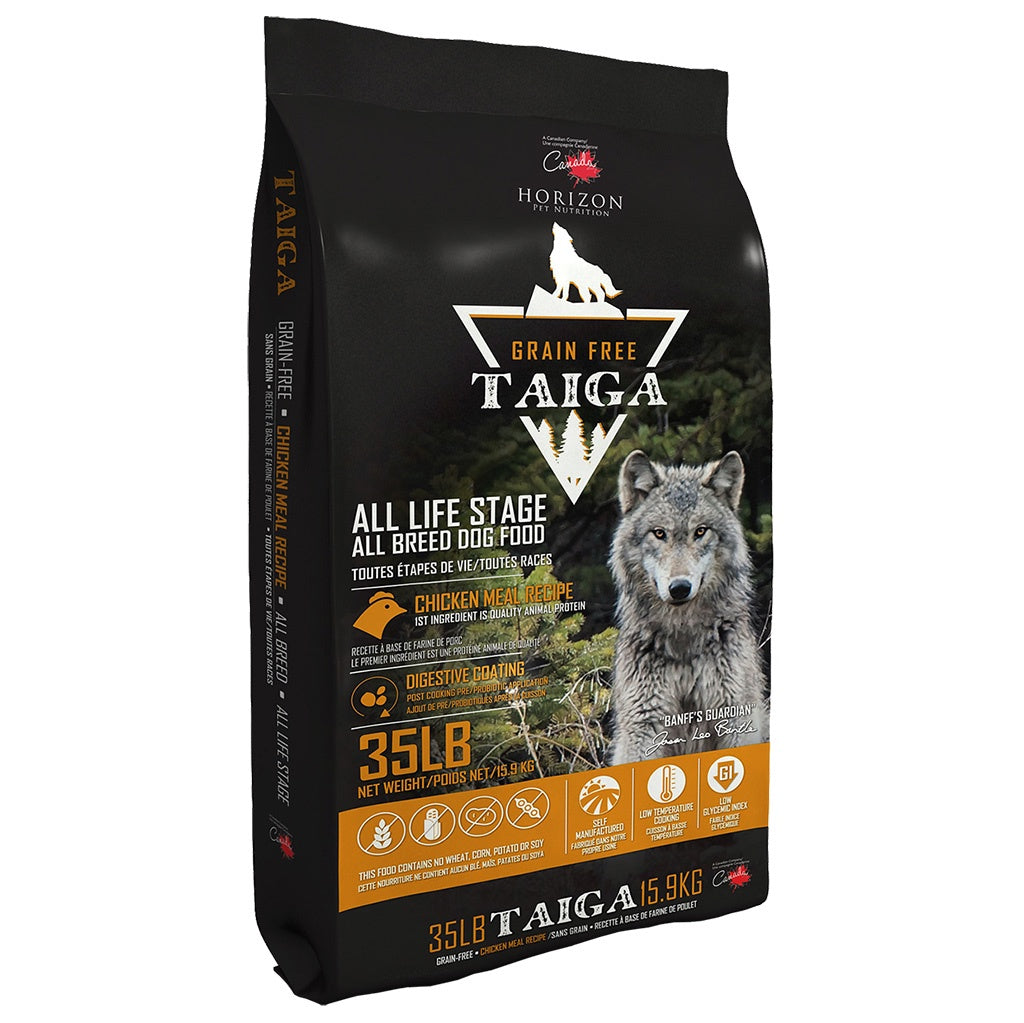 Taiga Chicken 15.9 kg Bag Dog Kibble
