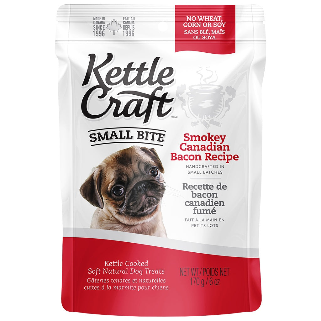Kettle Craft Smokey Canadian Bacon Recipe 170g