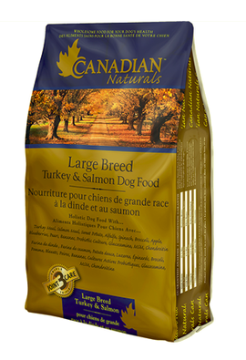 Turkey & Salmon Large Breed 13.6kg Bag Dog Kibble