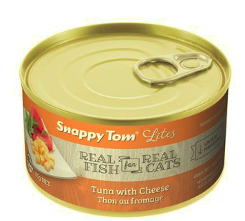 Snappy Tom Tuna with Cheese 3oz