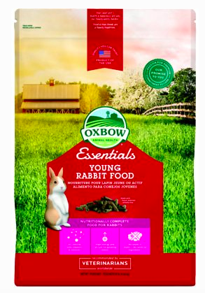 Essentials Young Rabbit Food 10lb Bag