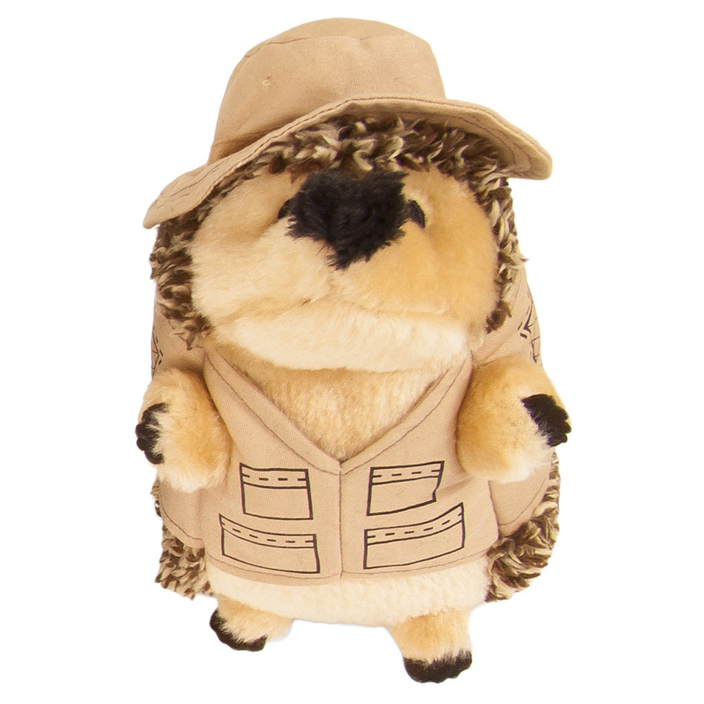 Heggie Fisherman Plush Toy