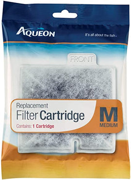 Aqueon Filter Cartridge 1 Pack - Medium