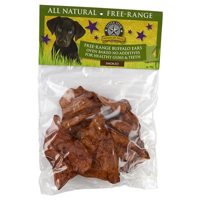 Buffalo Ears Smoked | 6PK