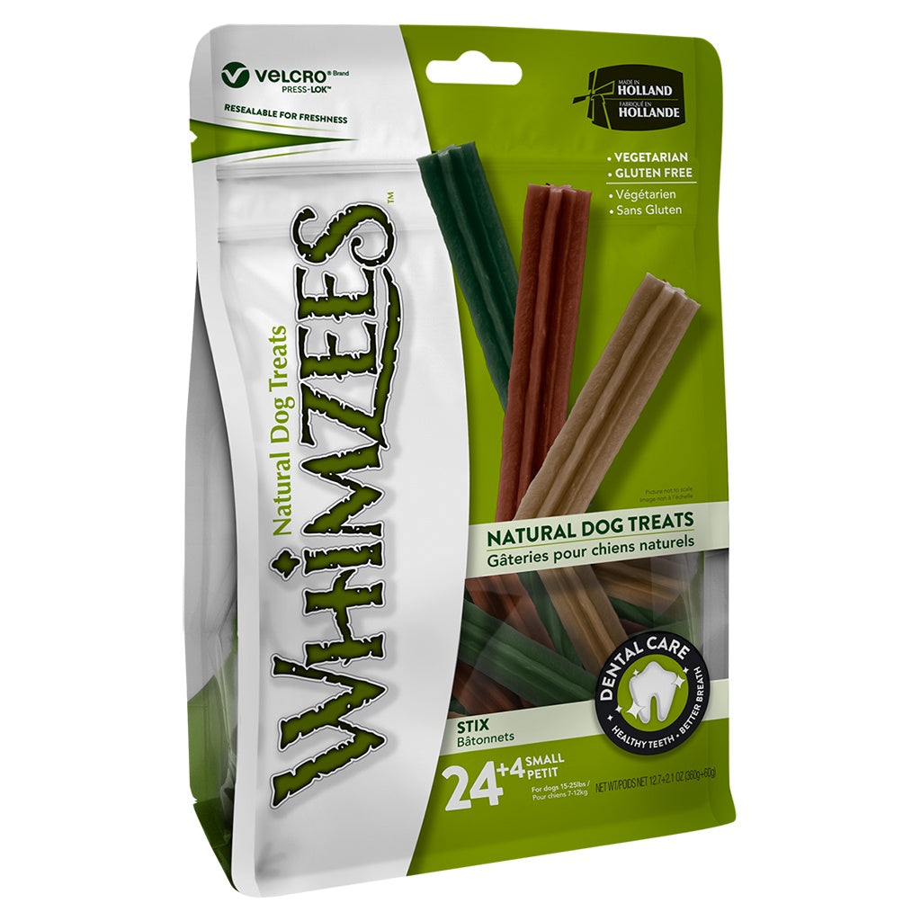 Whimzees Stix Small 28pack