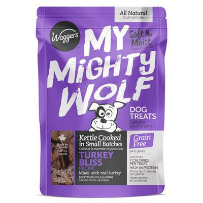 My Mighty Wolf Turkey 150g