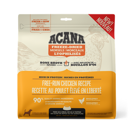 Acana Freeze Dried Food Morsels Chicken 227g