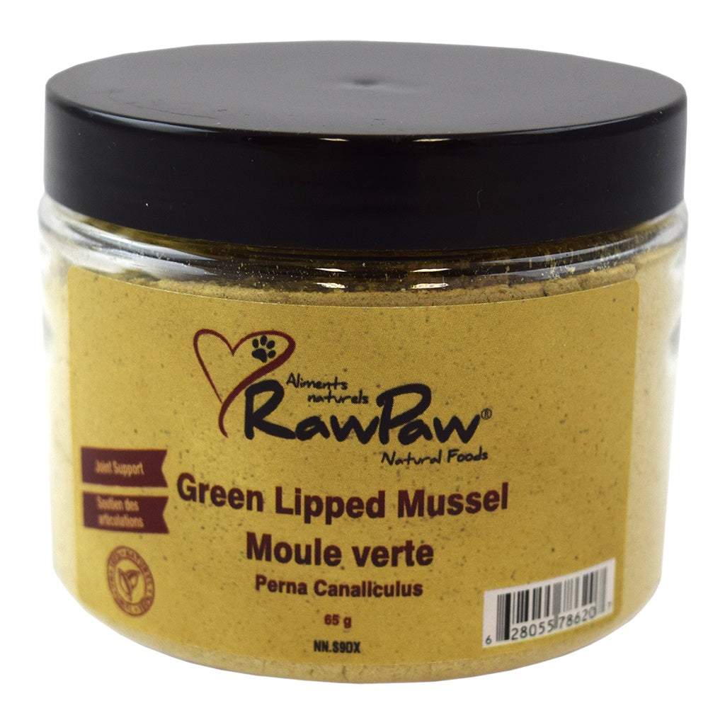 Green Lipped Mussel 65gm