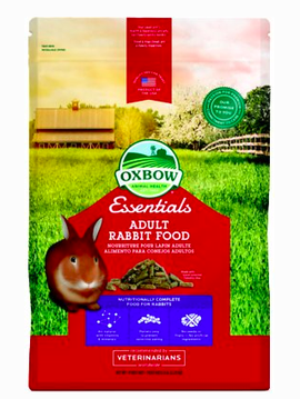 Essentials Adult Rabbit Food 5lb Bag