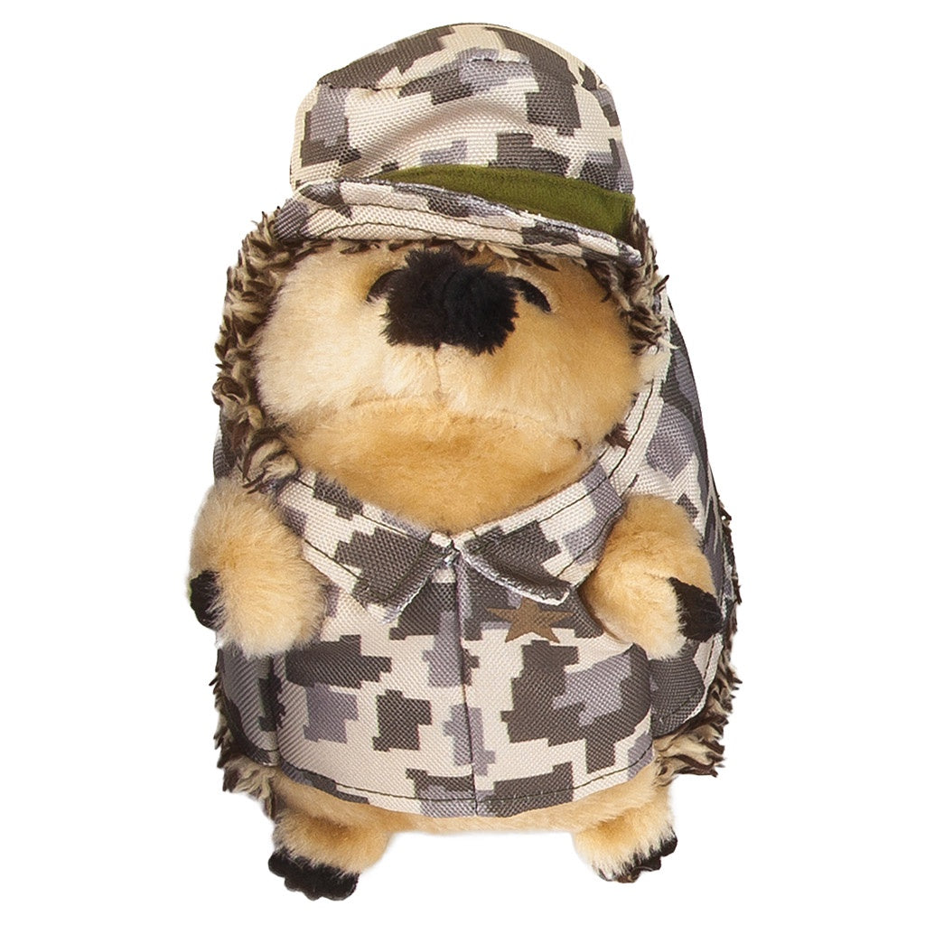 Heggie Army Plush Toy