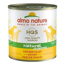Almo Natural Chicken Fillet Entree 9.87oz