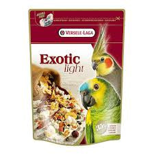 Exotic Light Parrots & Big Parakeets 750g